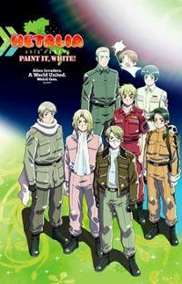 Hetalia Axis Powers Movie: Paint it, White!