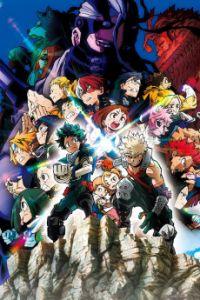 Boku no Hero Academia The Movie - HEROES : RISING