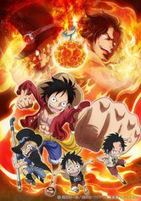 One Piece: Episode of Sabo - 3-Kyoudai no Kizuna Kiseki no Saikai to Uketsugareru Ishi