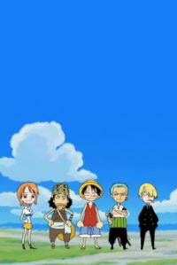 One Piece: Straw Hat Theater